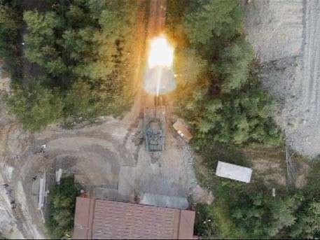 Войсковые испытания первых серийных танков «Армата» начались в Вооружённых силах РФ