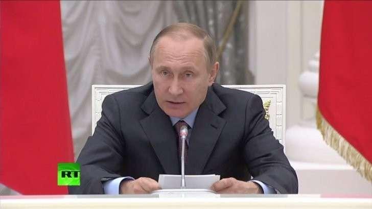 Владимир Путин на заседании комиссии по исполнению майских указов — прямая трансляция
