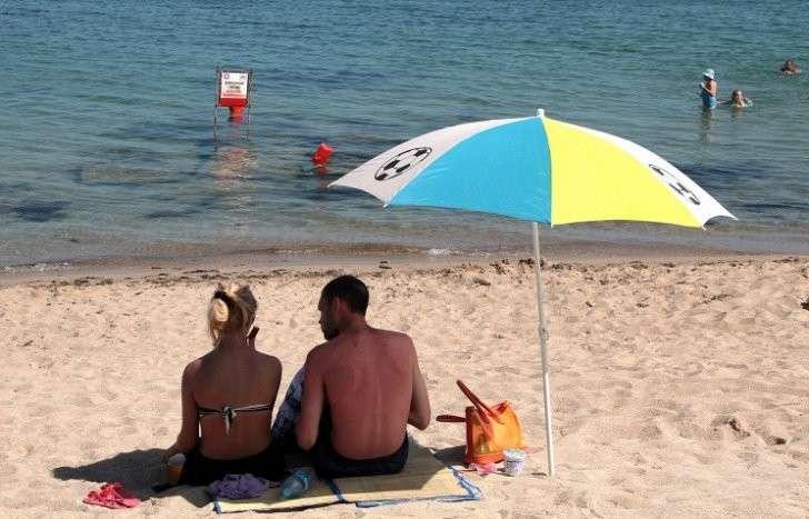 Кража песка с крымских пляжей будет караться уголовным наказанием