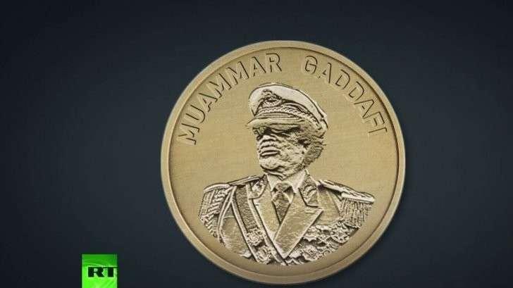 Золото Каддафи: власти Ливии пытаются вскрыть сейф с монетами на миллионы долларов