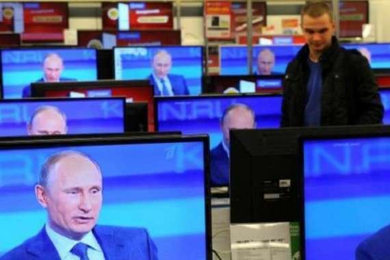 Самозванцы из Верховной Рады полностью запретили показ российских телепередач на Украине