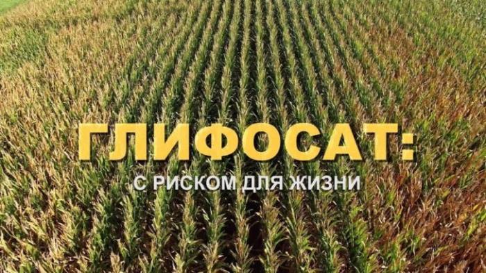 Глифосат: фильм-расследование о вреде химикатов в сельском хозяйстве