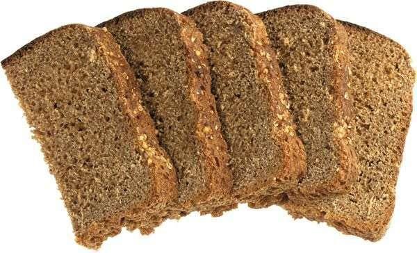 Куски хлеба