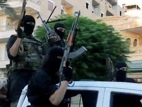 Сирийская армия перешла в наступление в пригороде Дамаска