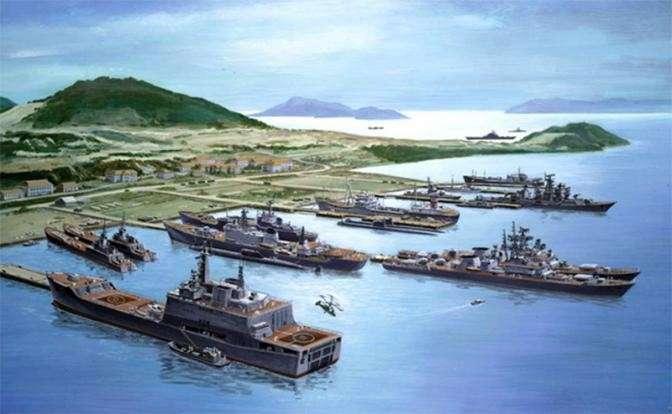 Вьетнам пригласил Россию вернуться в Камрань