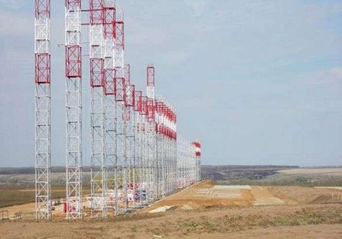 В Мордовии ведётся строительство РЛС «Контейнер»