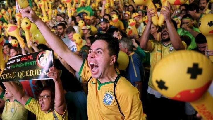 Политический кризис в Бразилии не обошёлся без вмешательства США