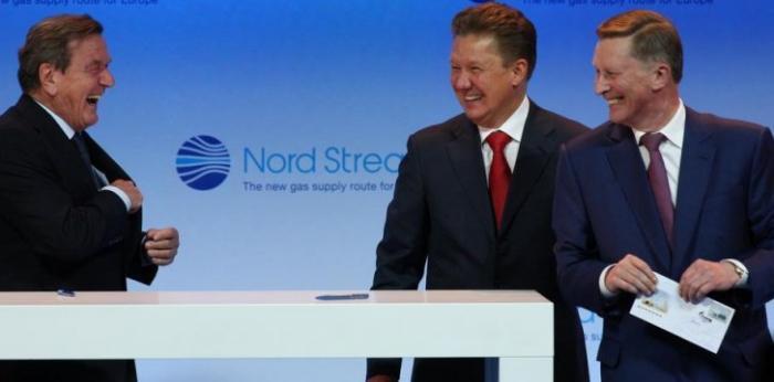 Германия блокирует негатив союзников по «Северному потоку-2»
