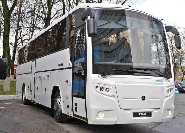 «Группа ГАЗ» представляет новый газовый автобус стандарта «Евро-6»