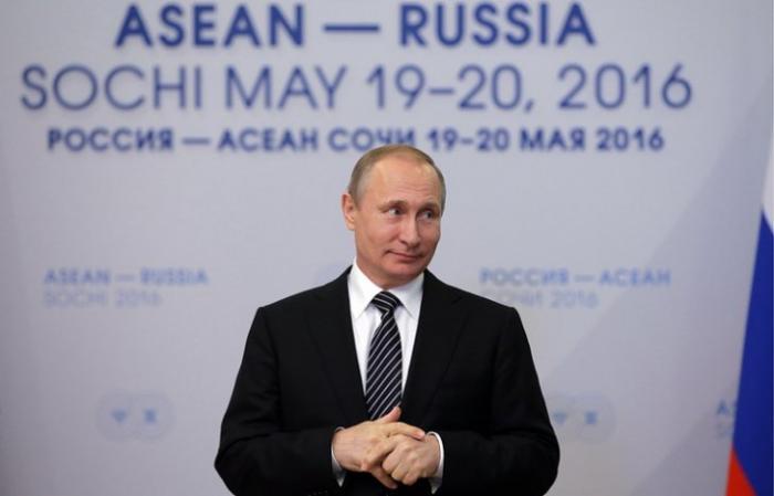 В первый день саммита РФ - АСЕАН у Путина состоялся «марафон» двусторонних встреч