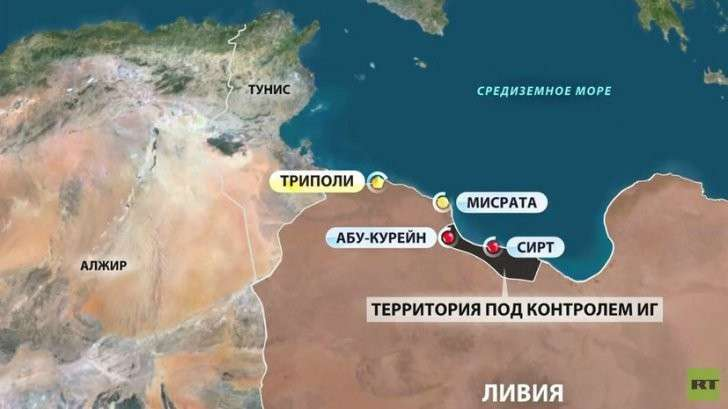 Боевики ИГ в Ливии казнят жителей за «колдовство и оскорбление Бога»