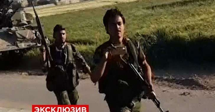 Захваченный в ходе боёв под Дамаском террорист призвал соратников сдаться