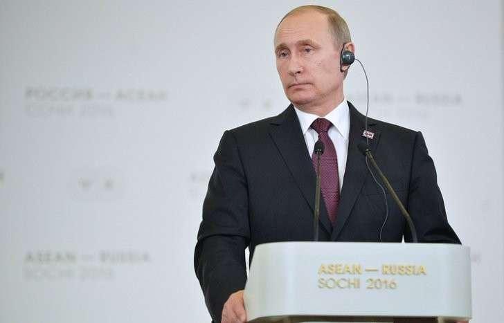 Путин о Курилах: мы готовы купить многое, но ничего не продаём