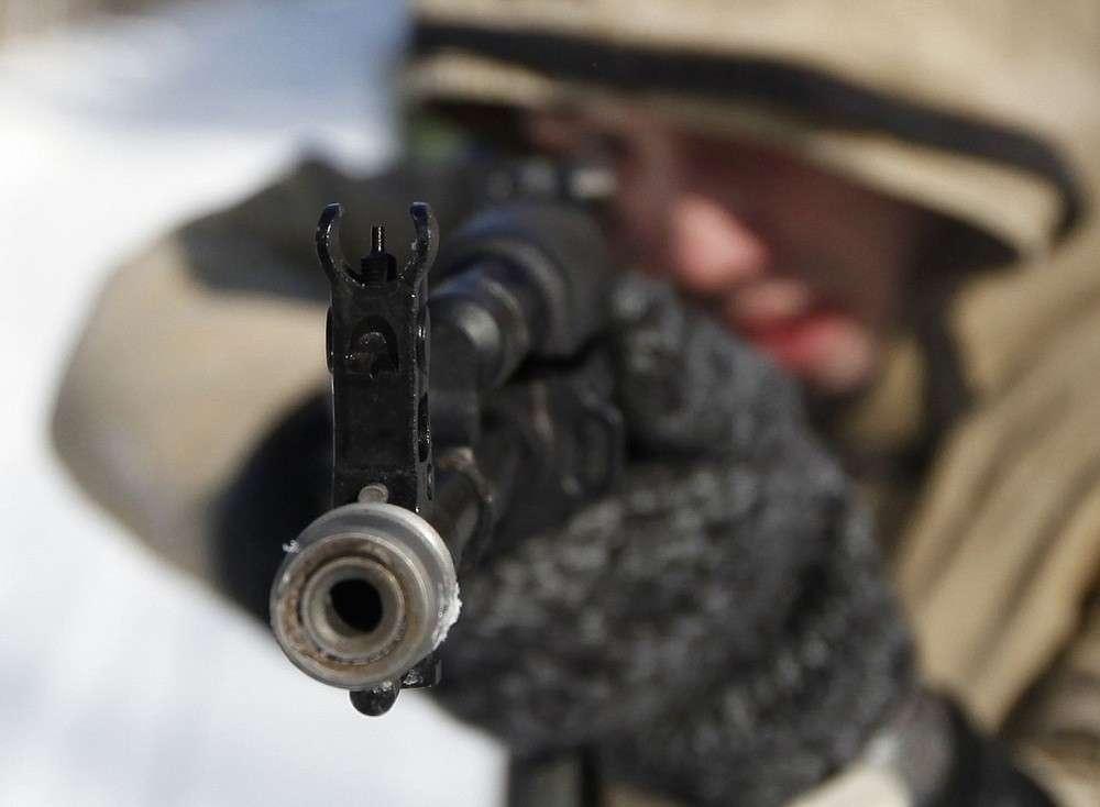 Российский спецназ вооружат новым секретным АК-400