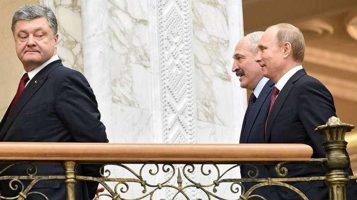 Киевская Хунта готовит махинации по обвинению Москвы в срыве Минских соглашений