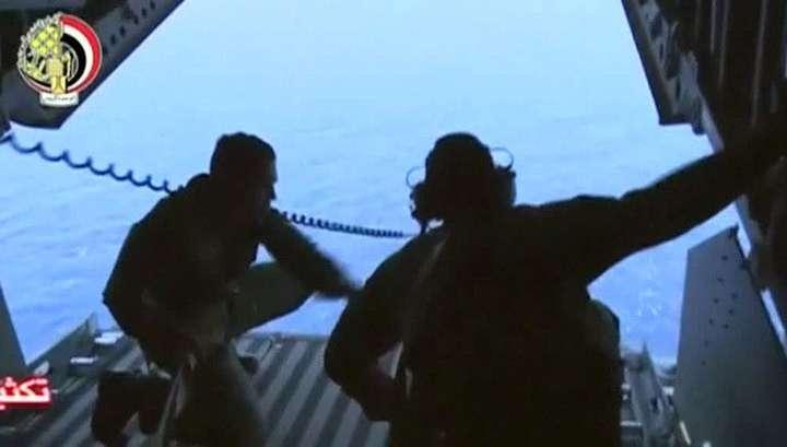 Катастрофа лайнера EgyptAir: поисковая операция идет круглосуточно