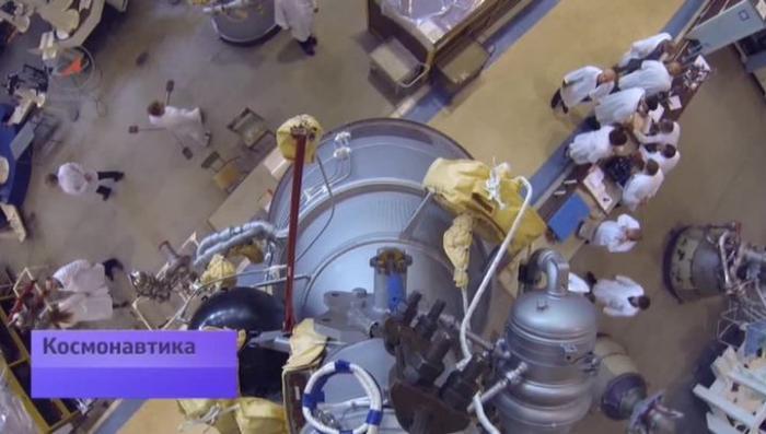 Моторы для космоса из Воронежа