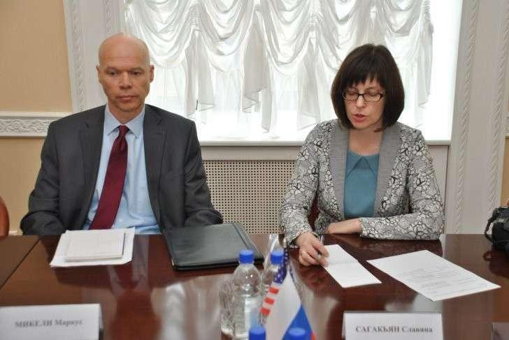 Генконсул США Маркус Микели активизировал подрывную работу в России. Оренбург
