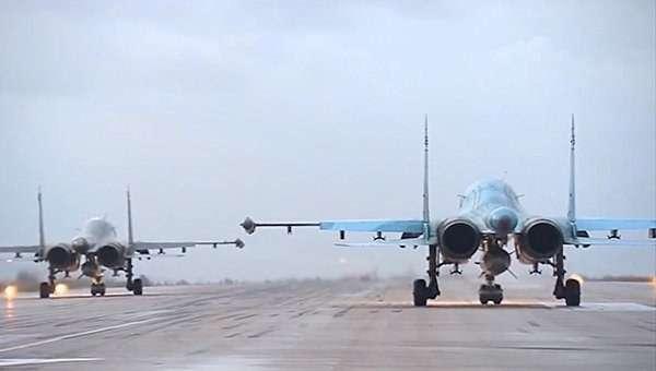 ВКС РФ готовятся к крупномасштабной воздушной операции в Сирии