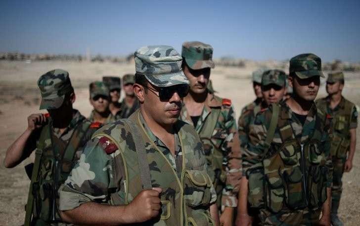 Сирийская оппозиция пытается взять на испуг правительственную армию