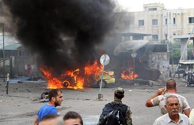 Число жертв серии терактов в Тартусе и Джебле на западе Сирии превысило 100 человек