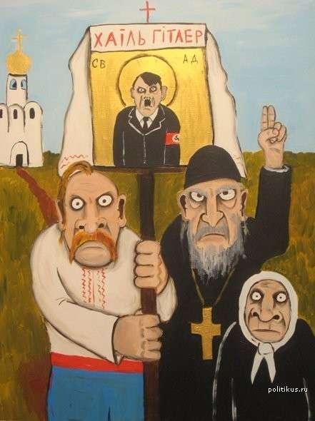 Откровения проснувшейся от наркотического дурмана киевской интеллигенции