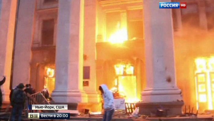 Поиск правды: бойня в Одессе ужаснула американцев