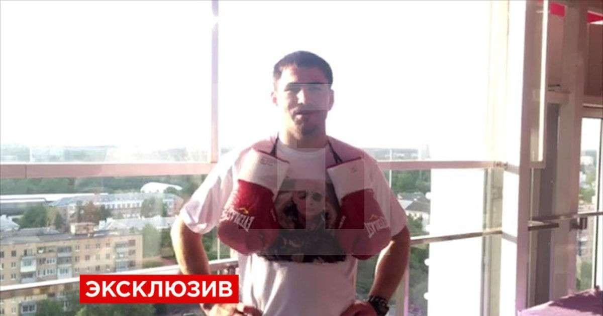 Боксёр с Украины посвятил свою победу Путину