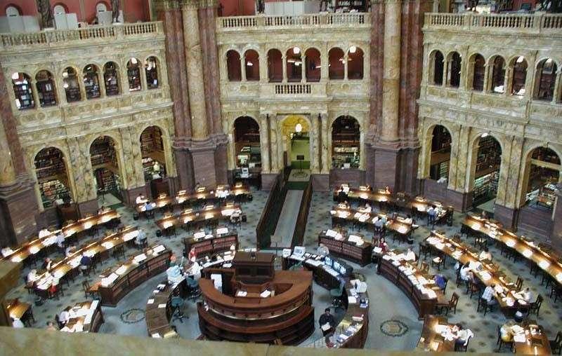 Немного из истории библиотек