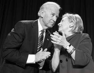 Джо Байден и Хиллари Клинтон – не ту кандидатуру выдвинули в президенты