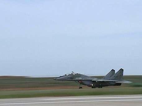 Новейший военный аэродром Приволжский открыли в Астраханской области