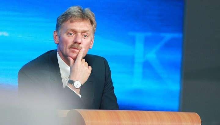 Дмитрий Песков: предложения для нормандской четвёрки были согласованы с представителями Донбасса