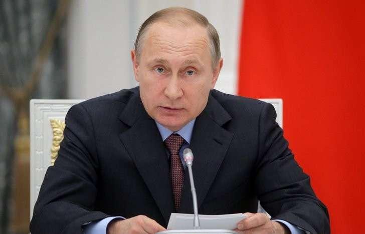 Владимир Путин: РФ готова к самому тесному международному взаимодействию для борьбы с террором