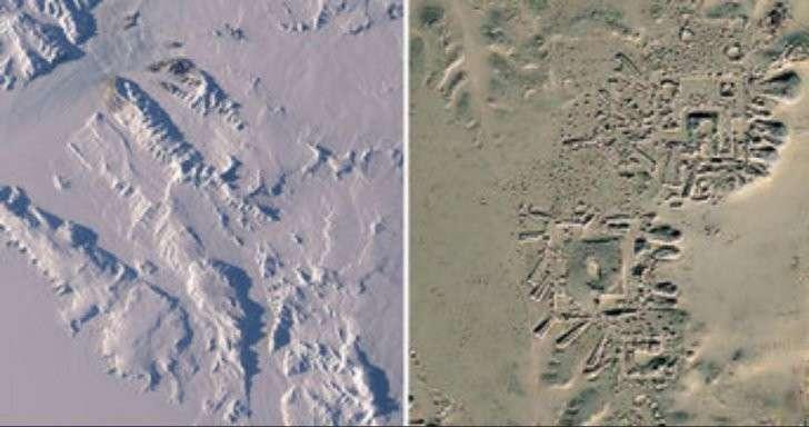 АнтарктидаПоселениеПодоЛьдом