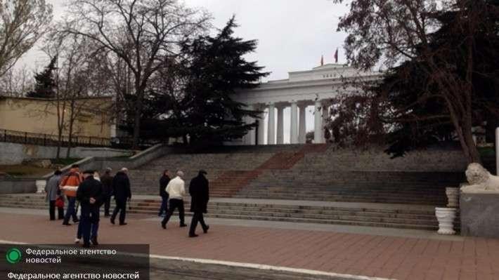 Американские туристы «безумной» поездкой в Крым ударили по пропаганде США