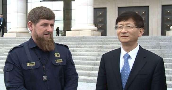 Китай планирует укреплять торгово-экономические отношения с Чечнёй