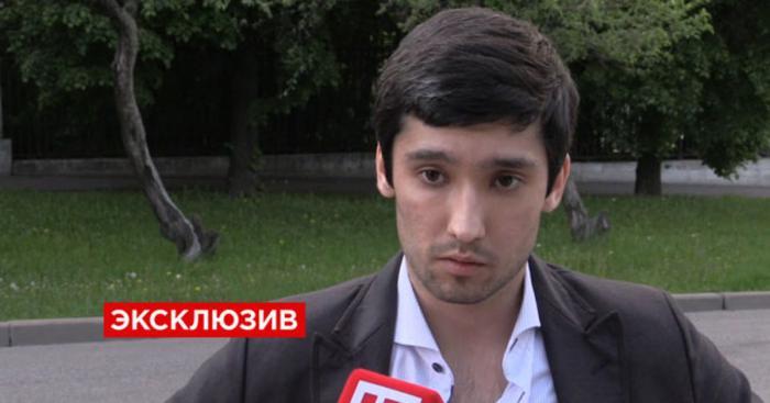 Сын замглавы ЛУКойла извинился за гонку с полицией по Москве