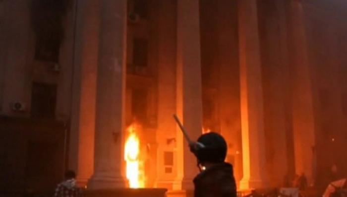 Экс-замглавы одесской милиции Фучеджи: приказ поджечь Дом профсоюзов пришёл из Киева