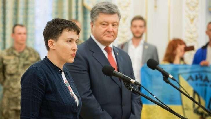 Эксперты о реакции Запада на обмен Савченко: Никто даже не вспомнил о её преступлениях