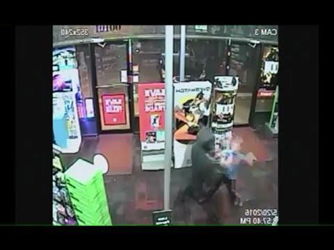 Семилетний школьник подрался с вооруженным грабителем в Мериленде