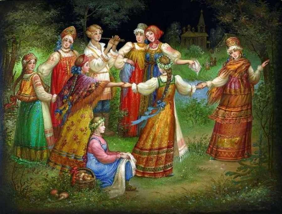 Что такое фольклор