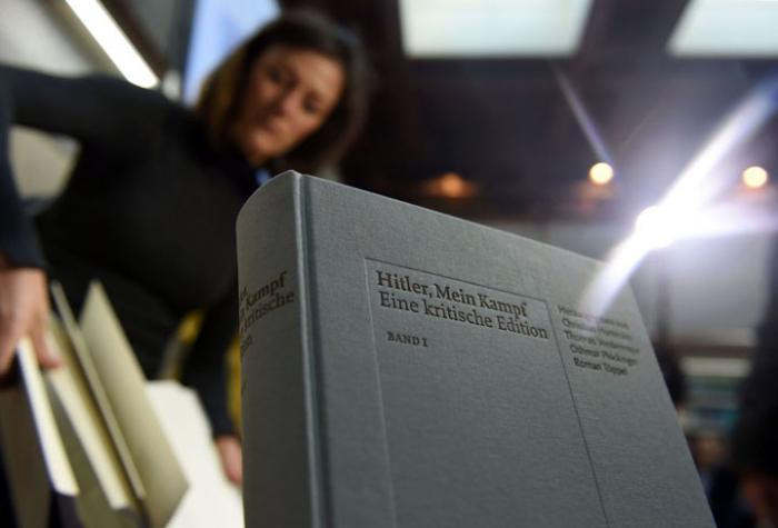 Гитлеризм мозга: Учит ли история чему-нибудь евреев из власти?