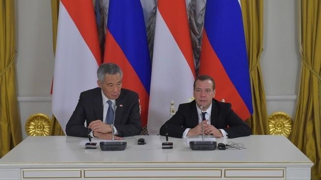 О стремлении Сингапура в Евразийский Союз