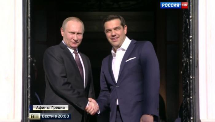 Энергетика, инвестиции и духовные связи: Греция тепло встречает президента России