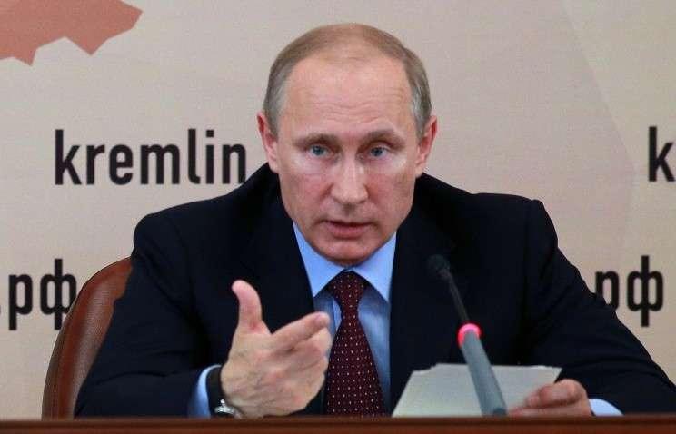 Президент Путин сообщил об обстреле российской территории с украинской стороны минувшей ночью