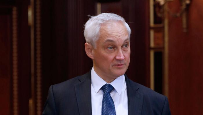 Андрей Белоусов: будем повышать либо пенсионный возраст, либо тарифы