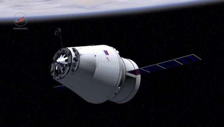Пилотируемая космонавтика будущего