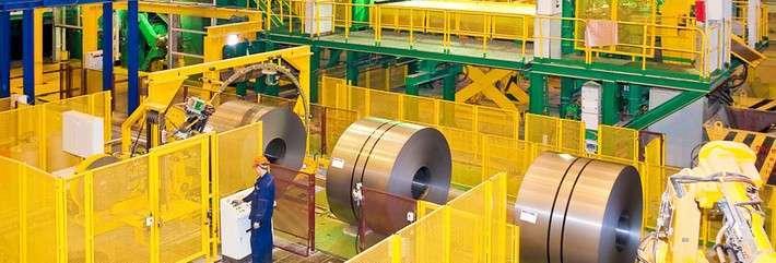 Магнитогорский металлургический комбинат снизил энергозатраты на 1,2 миллиарда рублей