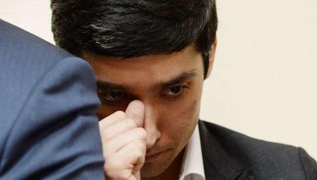 Сына вице-президента Лукойла задержали при помощи бойцов ОМОНа