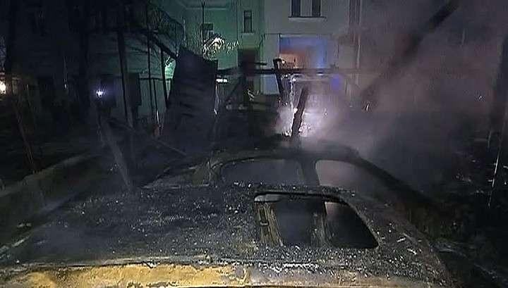Эпидемия ночных поджогов машин добралась до Берлина